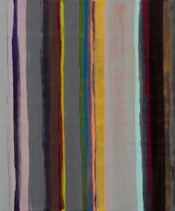 "EURYTHMIC 4 (2016) Encaustic / 18""x24"""